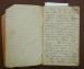 В 1937 году я окончил 3-ий класс, пишет  солдат на первых страницах своего дневника.
