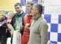 Кирилл Петров и Кирилл Замэ (крайние слева) единственные, кто добрался до финиша.