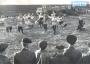1956 год. Коллектив художественной самодеятельности областного ДК в совхозе «Северный» Иргизского района.