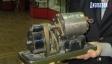 Такие подрывные машинки выпускал для партизан «Актюбрентген».