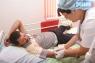 После дробления камней постельный режим, пациент принимает препараты для их безболезненного выведения.