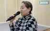 Мама  34-летней Сагынгуль тоже пришла поклониться врачам.   25 ноября дочери пересадили  почку младшей сестры.
