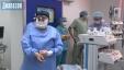 Академик Доскалиев. Вместе с ним из  Астаны на операцию приехали ведущие хирурги, анестезиолог-реаниматолог и медсестра.