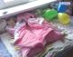 Совсем недавно в Доме мамы появились еще две чудесные девочки-близняшки.