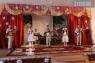 Несколько лет назад дети создали свой ВИА. На репетиции ездили в Маржанбулак, где директор детдома нашел единственного музрука для этого.  Сейчас руководителя пригласили из Башкирии. С инструментами детям помогли спонсоры.