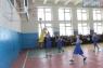 Секция баскетбола - одна из популярных в детском доме.