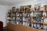 Музей Алгинского детского дома. Здесь хранят кубки, завоеванные спортсменами детдома на различных соревнованиях и фото со свадеб выпускников.