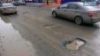Проспект Мира. Ремонт улицы делали совсем недавно.