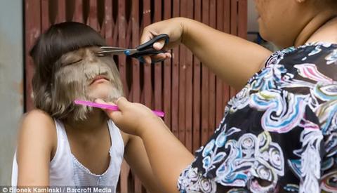 Секс волосатых девочек