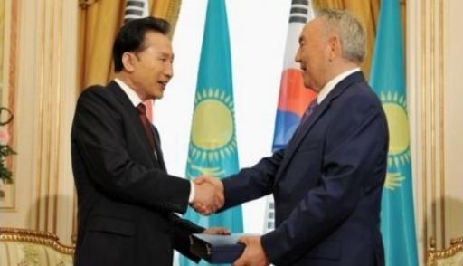 """Балхашскую """"зеленую"""" ТЭС назовут """"Ли - Назарбаев"""" ТЭС Казахстана"""