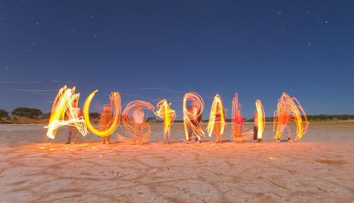 Австралия была названа организацией