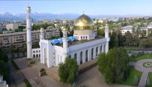 Сексуальный скандал в мечети