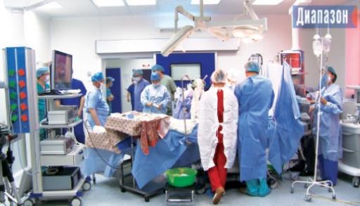 Гастро городская больница