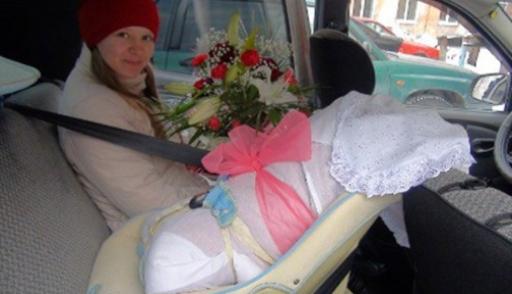 одно Перевозка в автомобиле грудного ребенка все изучал