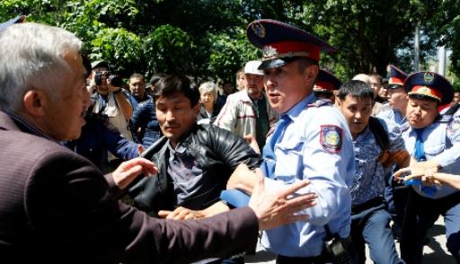 Милиция пресекла попытки провести митинг вАлматы