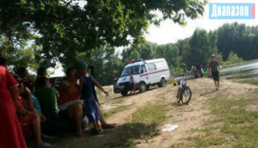 ВБашкирии потонул 17-летний ребенок