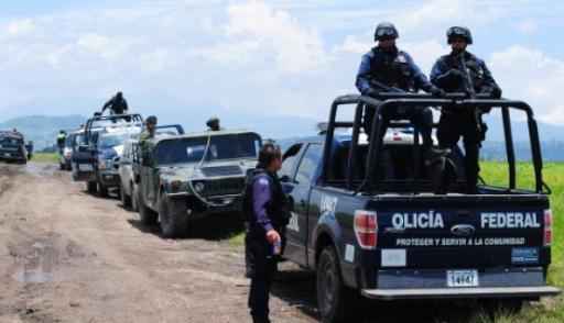 Десять злоумышленников были убиты впроцессе перестрелки с бойцами вМексике
