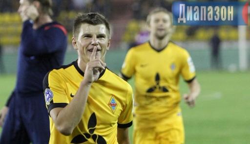 Роскошный гол Аршавина принес победу «Кайрату» вматче с«Актобе»