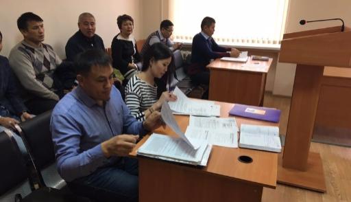 ВАстане проходит суд поиску акима Актюбинской области кблогеру