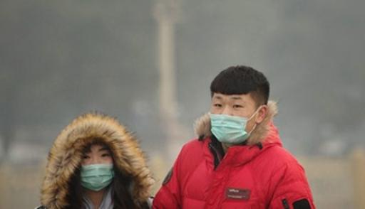 Страдающим отсмога китайцам посоветовали покупать чистый воздух