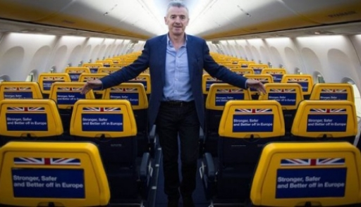 Лоукостер Ryanair пообещал возить пассажиров бесплатно через десять лет
