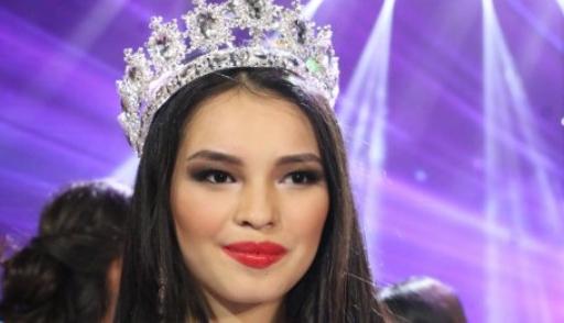 Алия Мергембаева выбыла изконкурса «Мисс Мира-2016»