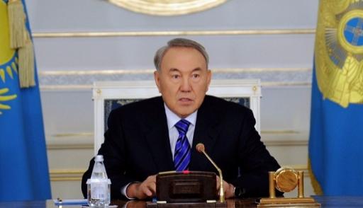 Назарбаев анонсировал переход Казахстана к новейшей модели финансового роста