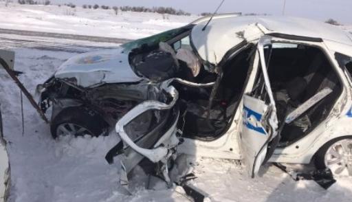 Спасший детей полицейский вышел изкомы впервой горбольнице Павлодара