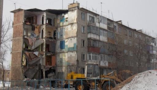 Кочегар, дежуривший вШахане впроцессе взрыва дома, найден мёртвым