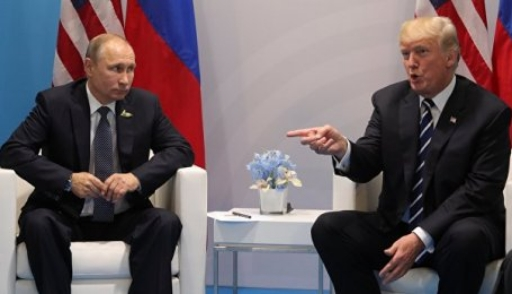 Трамп поблагодарил Путина за сокращение дипмиссии в России