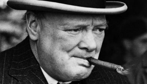 За 12 тыс долларов продали недокуренную сигару Черчилля