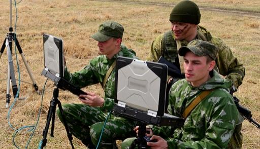Российских военных обеспечат ноутбуками с функцией самоуничтожения