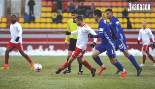 2:0 над Шымкентом. «Актобе» сохранил прописку в премьер-лиге