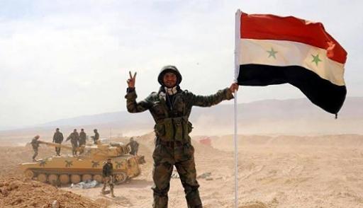 Россия объявила, что Сирия полностью освобождена от ИГ*