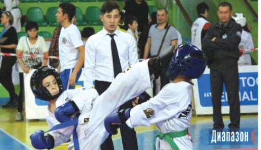 Перед чемпионатом Азии актюбинские таэквондисты привезли 13 медалей