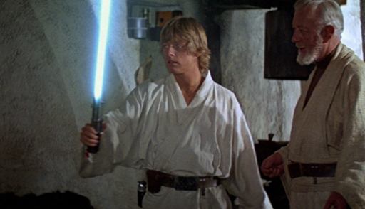 НаБританских островах продали лазерный меч Скайуокера из«Звездных войн»