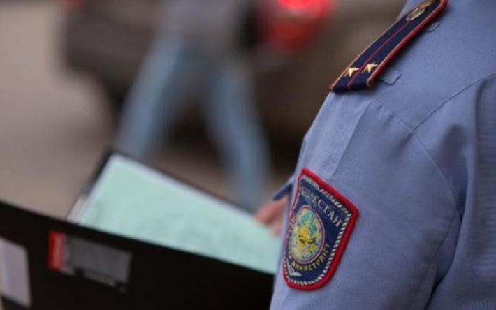 Актюбинские полицейские вместо службы ездили за границу по личным делам