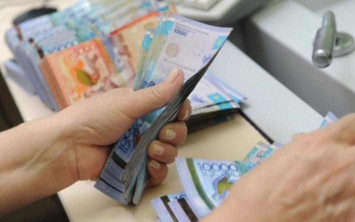 Пособия будут  выплачиваться казахстанцам, лишившимся доходов в связи с ЧП